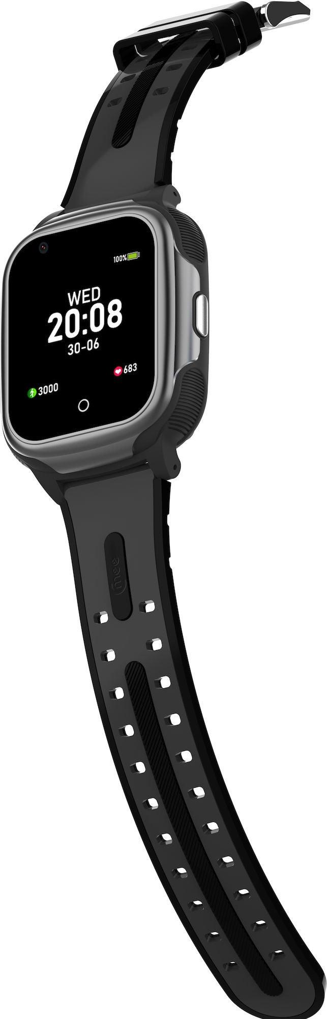 Cmee Play Skal till GPS-klocka, Black