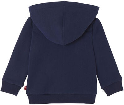 Levi's Kids Zipper Pamela Tröja, Bright Blue