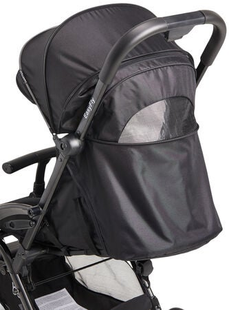 Beemoo Easy Fly Sulky, Black