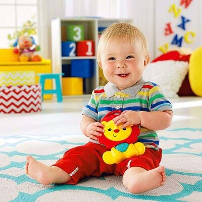 Fisher-Price Babygym Med Musik 3-In-1
