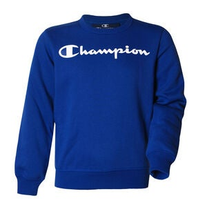 Champion Kids Crewneck Tröja, Surf the Web