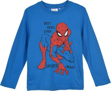 Marvel Spider-Man Pyjamas, Blå