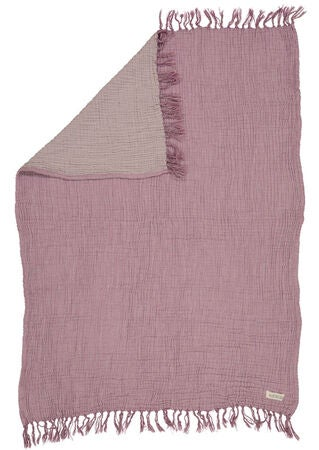 Hildestad Copenhagen Filt, Dusty Rose