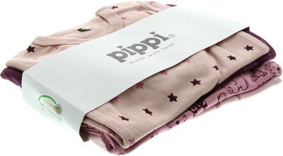 Pippi Body 4-pack, Lilac