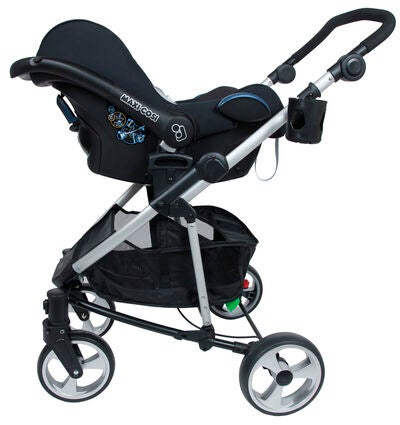 Beemoo Flexi Travel 2.0/Maxi Travel Lux/North Maxi Jogger Adapter Maxi-Cosi/BeSafe/Cybex