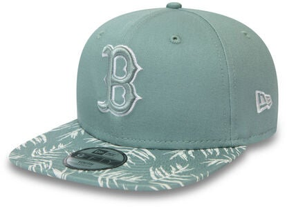 New Era Palm PrintT 9FIFTY KIDS BOSRED Keps, Beach Kiss Blue