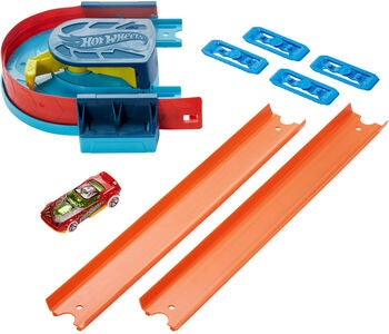 Hot Wheels Track Builder Unlimited Curve Kicker Pack