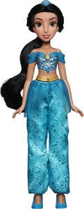 Disney Princess Royal Shimmer Docka Jasmine