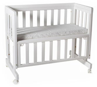Troll Bedside Crib Two 40x89, Vit