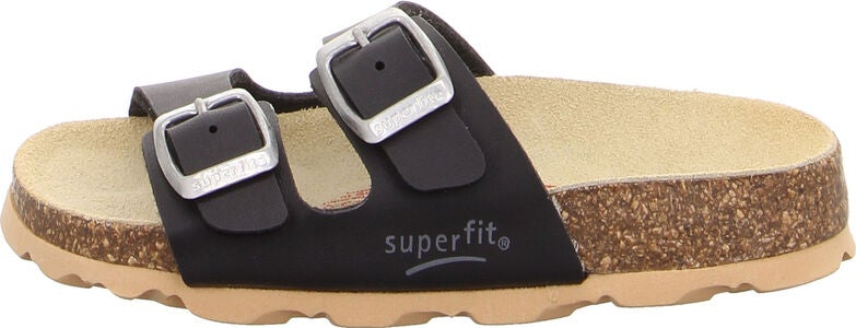 Superfit Fussbett Toffla, Black