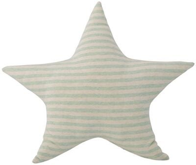 Bloomingville Prydnadskudde Star, Mint