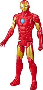 Marvel Avengers Titan Hero Figur Iron Man