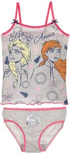 Disney Frozen Underklädesset, Light Grey