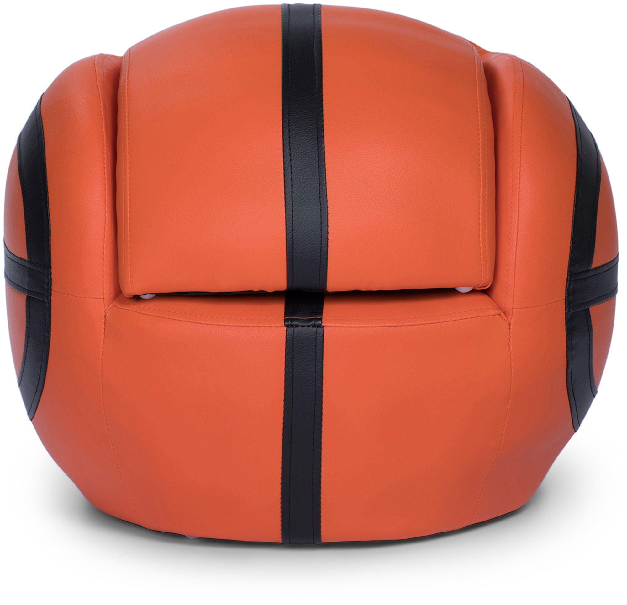 Woodlii Fåtölj Basketboll, Orange
