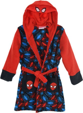 6a7b98c8ff7 Köp Marvel Spider-Man Morgonrock, Röd | Jollyroom