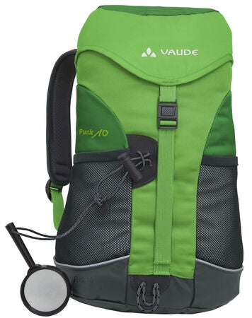 Vaude Puck 10 Ryggsäck, Grass/Applegreen