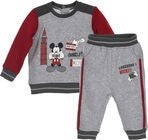 Disney Musse Pigg Set Jogging, Grey