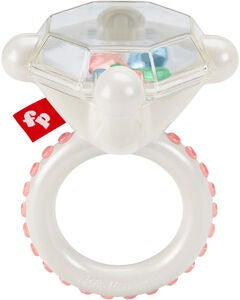 Fisher-Price Rock 'n Rattle Bitring