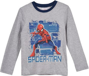 Marvel Spider-Man Pyjamas, Grå