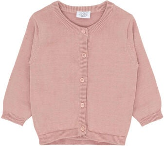 Hust & Claire Claire Cardigan, Dusty Rose