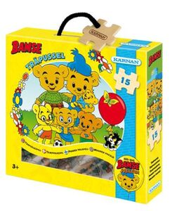 Bamse Pussel i Ask