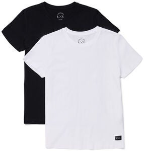 Luca & Lola Adelmo T-Shirt 2-pack, Black/White
