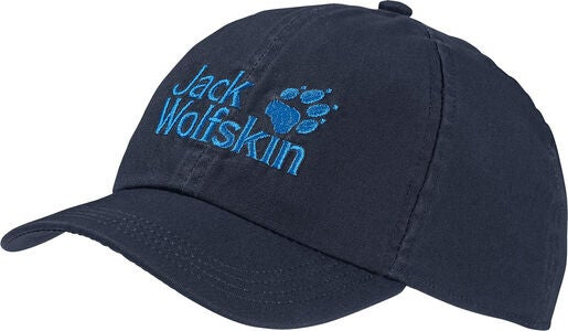 Jack Wolfskin Baseball Keps, Night Blue