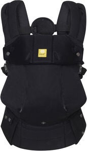 Lillebaby Complete All Seasons Bärsele, Black
