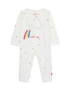 Tom Joule Winfield Pyjamas, White Little Star