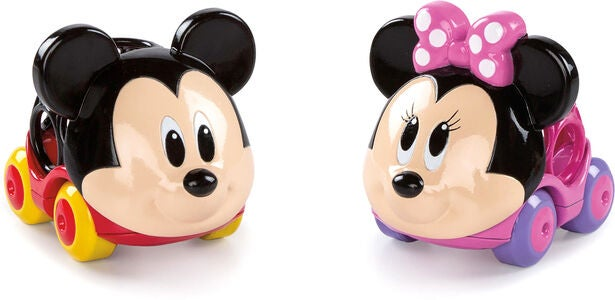 Oball Disney Mickey Mouse & Friends Go Grippers Collection Bilar