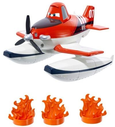 Disney Planes Fire & Rescue Bath Hero