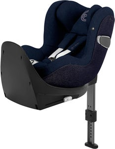Cybex Sirona Z i-Size Plus Bilbarnstol inkl. Bas, Nautical Blue