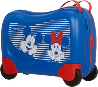 Samsonite Dreamrider Resväska Disney 28L, Minnie/Mickey Stripes