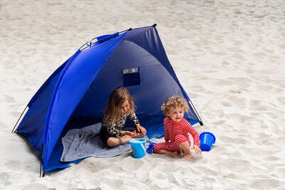 Köp Nordbjørn Shadow UV tält, Blue | Jollyroom