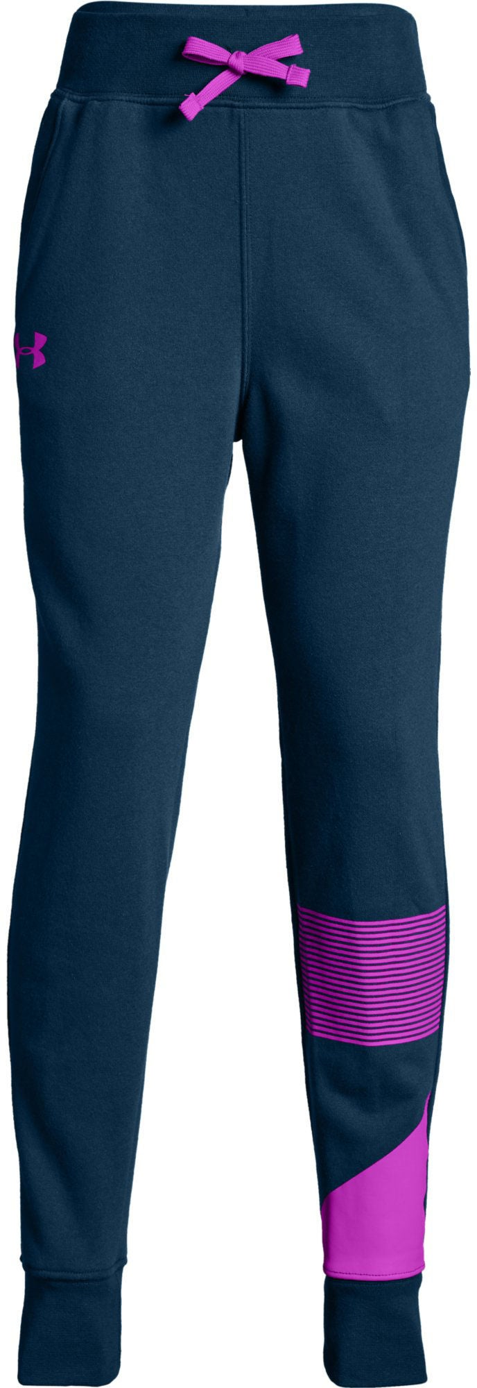 Under Armour Rival Jogger Byxor, Techno Teal L