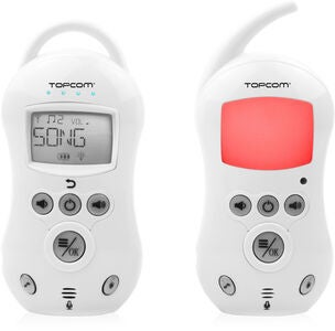 Topcom KS-4222 Digital Babyvakt 1,8GHz