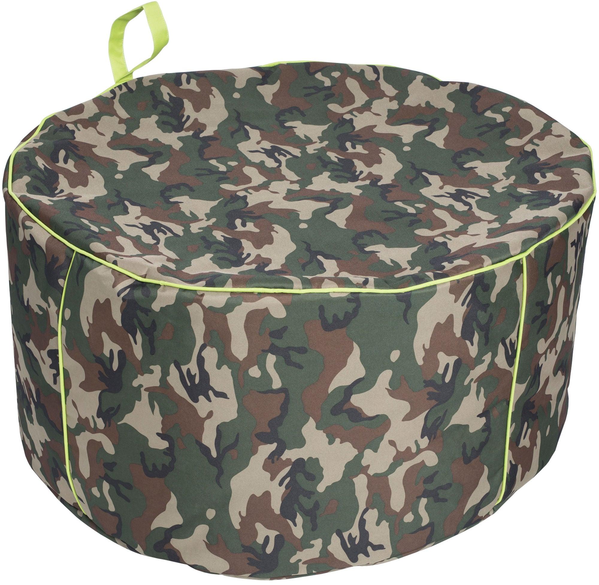 MYroom SIGN Sittpuff, Kamouflage