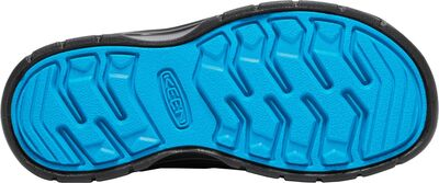 KEEN Hikeport WP Sneaker, Black/Blue Jewel