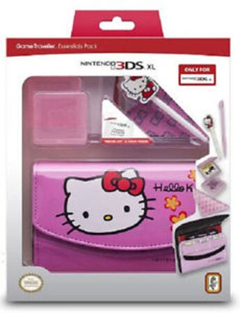 Nintendo 3DS Essentials Pack Hello Kitty