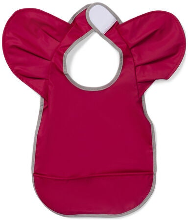 MiniMys Haklapp Volang 3-pack, Raspberry/Pink