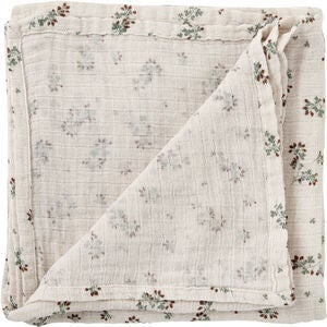 Garbo&Friends Muslinfilt Swaddle Clover
