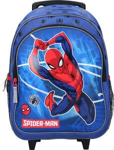 Marvel Spider-Man Hero in Action Resväska 20L, Blue
