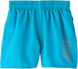 Nike Swim Logo Solid Badbyxa, Light Blue Fury