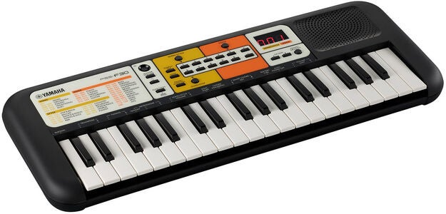Yamaha PSS-F30 Keyboard Mini, Svart