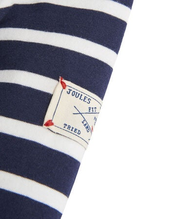 Tom Joule Långärmad T-Shirt, French Navy Stripe