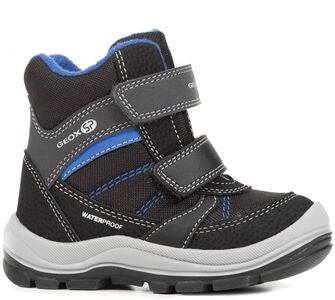 Geox Trivor WPF Vinterkänga, Black/Royal