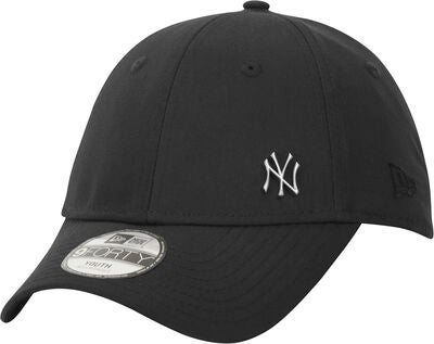 New Era Kids 9Forty Flawless Keps, Black