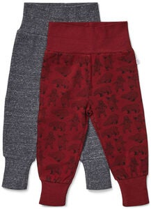 Luca & Lola Willow Byxa 2-pack, Red
