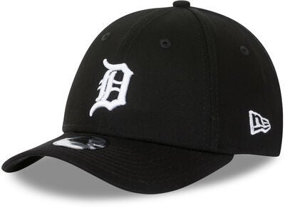 New Era League Essential 9FORTY INF DETT Keps, Black White