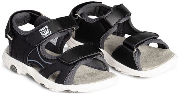 Little Champs Rush Sandal, Black